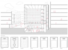 Honorable mention - casablancabombingrooms architecture competition winners