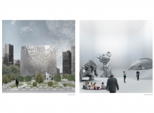 3RD PRIZE WINNER tokyopoplab architecture competition winners