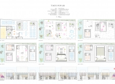 2ND PRIZE WINNER tokyopoplab architecture competition winners