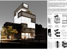 1ST PRIZE WINNER bangkokartistsretreat architecture competition winners
