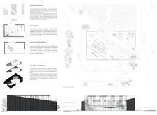 1ST PRIZE WINNER+  BB STUDENT AWARD melbournetattooacademy architecture competition winners