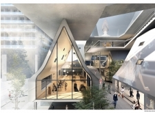 3RD PRIZE WINNER bangkokfashionhub architecture competition winners