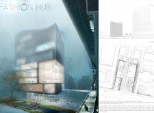 1ST PRIZE WINNER bangkokfashionhub architecture competition winners