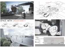 Honorable mention - bangkokfashionhub architecture competition winners