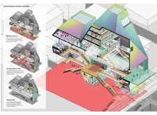 2ND PRIZE WINNER bangkokfashionhub architecture competition winners