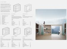 3RD PRIZE WINNER icelandtrekkingcabins architecture competition winners