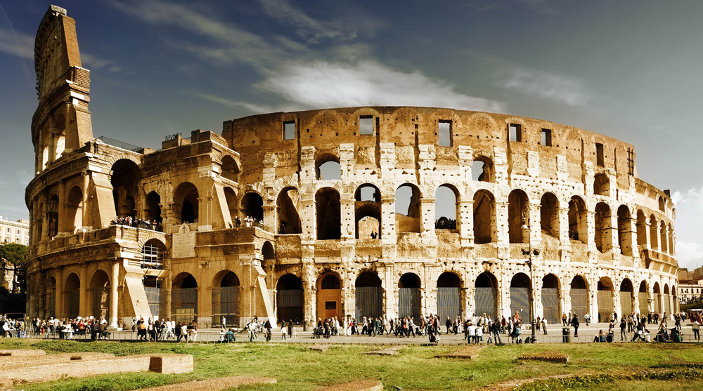 how roman architecture influenced modern architecture