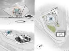 3RD PRIZE WINNER londoninternetmuseum architecture competition winners