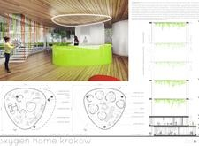 Honorable mention - krakowoxygenhome architecture competition winners