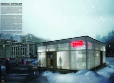 Honorable mention - transsiberianpitstops architecture competition winners