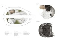 3RD PRIZE WINNER romeconcretepoetryhall architecture competition winners