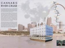 3RD PRIZE WINNER cannabisbank architecture competition winners