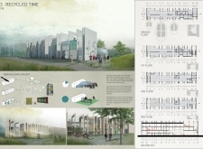 Honorable mention - ghosttownchallenge architecture competition winners