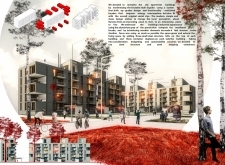 Honorable mention - brutalistfacelift architecture competition winners