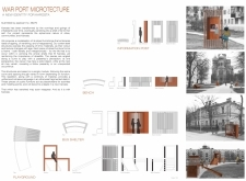 3RD PRIZE WINNER warportmicrotecture architecture competition winners