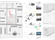 3RD PRIZE WINNER ghosttownchallenge architecture competition winners