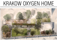 3RD PRIZE WINNER krakowoxygenhome architecture competition winners