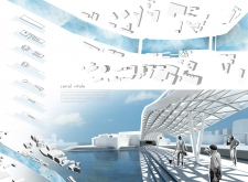 Honorable mention - triplebridgewaterfront architecture competition winners