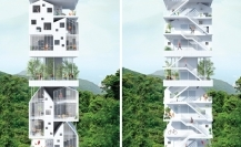 CNN: Vertical limit: Architects reimagine Hong Kong's high-rise housing