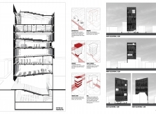 1ST PRIZE WINNER casablancabombingrooms architecture competition winners
