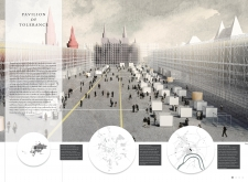 Honorable mention - redsquaretolerancepavilion architecture competition winners