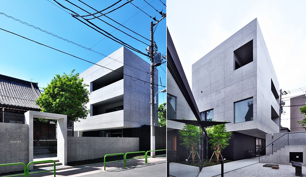 Modern Japanese Architecture Home Design